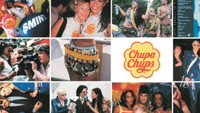 Chupa Chups van Melle