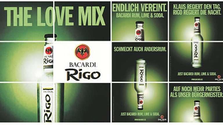 Bacardi Rigo Stormy Nights